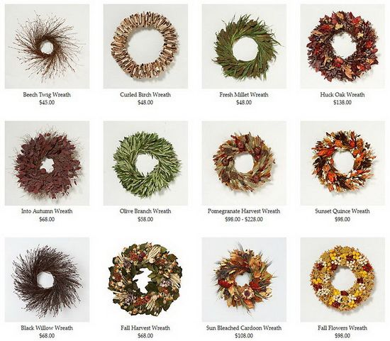 How To Make A 'Do It Yourself' Fall Wreath For Under 10 Dollars!!!