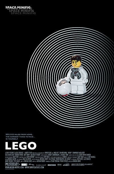 50 Awesome LEGO Movie Posters