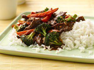 beef-n-broccoli - 30 minute meal