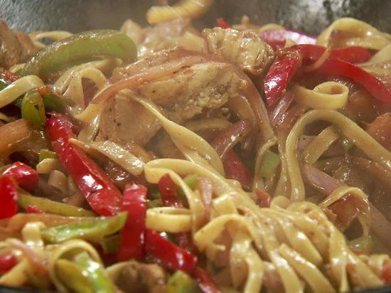 Cajun Chicken Pasta from FoodNetwork.com