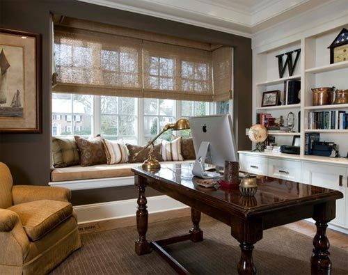 Home Office Decoration Ideas and Great Samples