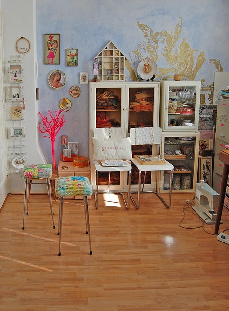 cute studio space