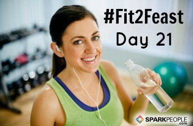 Happy Thursday, everyone! We're on Day 21 of our #Fit2Feast challenge. WOOHOO!! Let's start the day on a positive note with some inspirational quotes. What's your favorite quote that gets you motivated no matter what? www.sparkpeople.c...