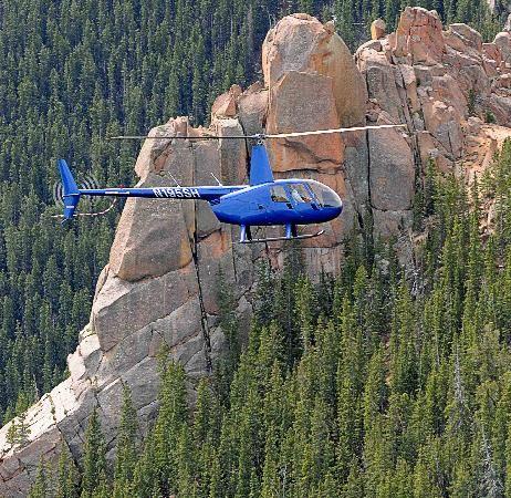 COLORADO SPRINGS, CO: Colorado Vertical Adventures.