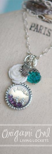 Origami Owl Living Lockets  www.astepabove.or...