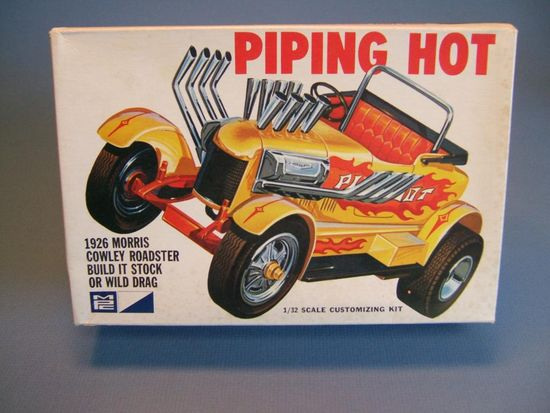 MPC - Piping Hot model kit.