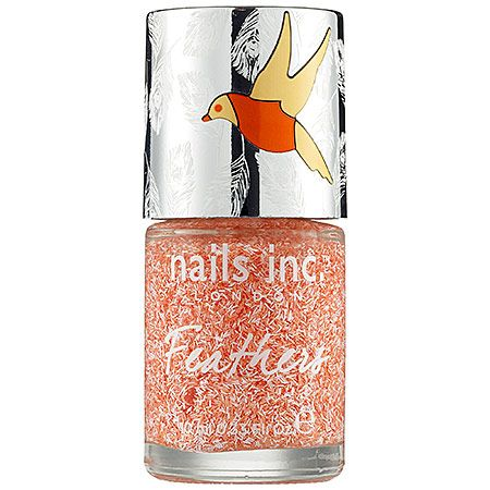 Spring Forward! Top nail polish picks for the season. nails inc Feathers Effect Nail Polish in York  #Sephora #nailspotting #spring