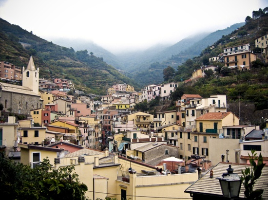 Travel Photos - Cinque Terre