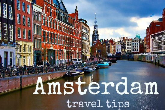 Amsterdam Travel Tips - things to see & do