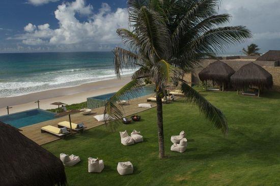 Kenoa Resort - Exclusive Beach Spa & Resort - Brazil  www.kenoaresort.com
