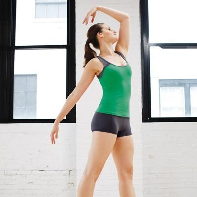 The Rockettes Long, Lean Legs Workout