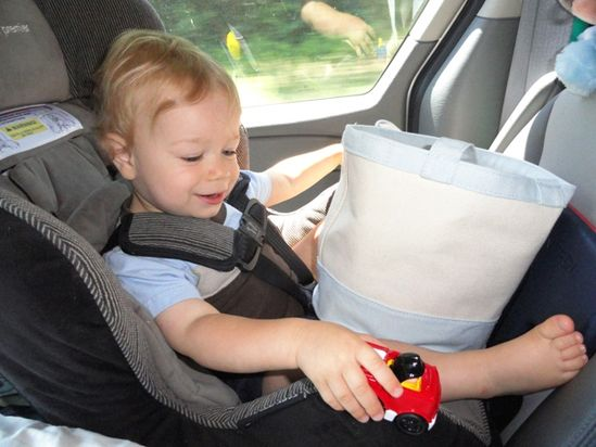Toddler Activities on Road Trips