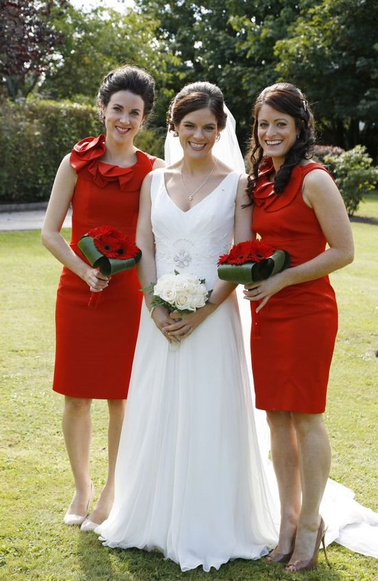 See Gwen and Philip's Romantic Wedding in Cork #hitchedrealwedding