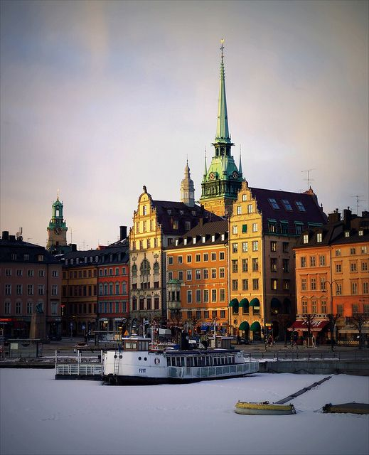 Kornhamnstorg - Gamla stan by *Kicki*, via Flickr
