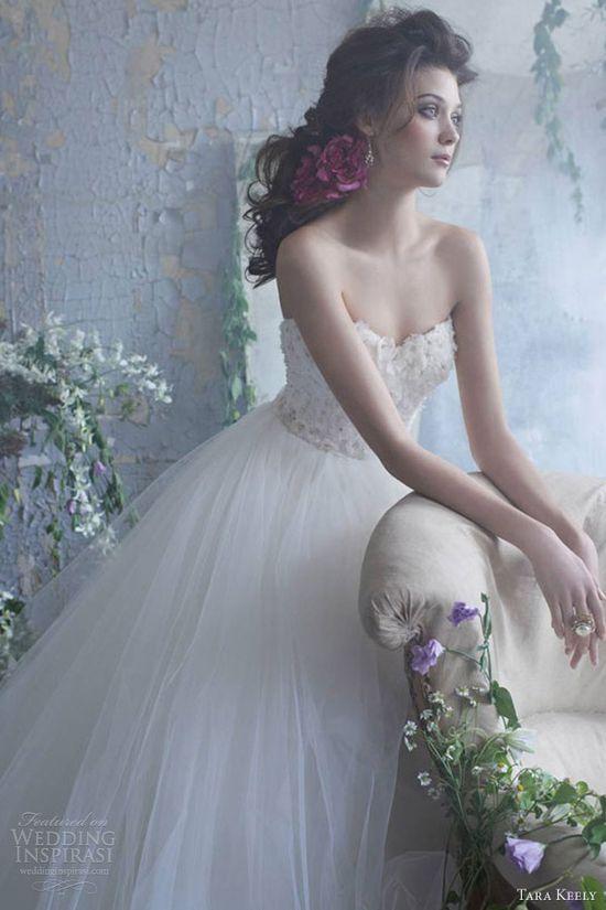 Tara Keely Spring 2013 Wedding Dresses