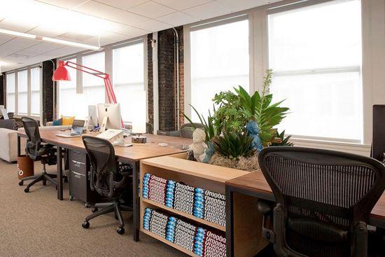 Dropbox office by Geremia San Francisco California