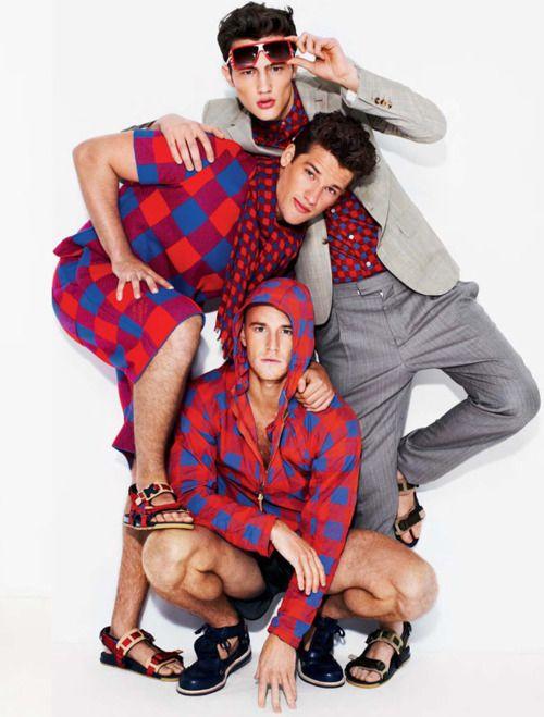 Louis Vuitton / Signature Check / Sportswear