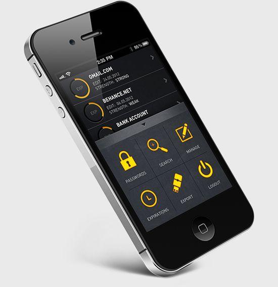 Concept iOS apps