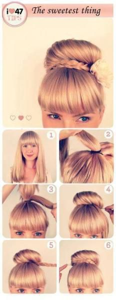 i want to try this hairstyle