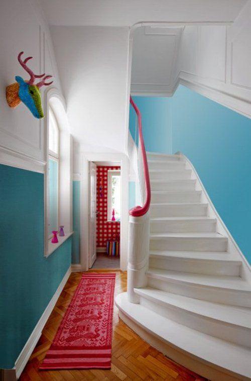 *** Colorful Interior Design in Denmark - Design At Home