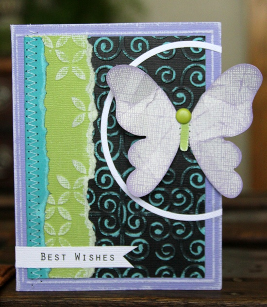 Core'dinations cardstock project