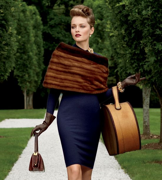 Classic and chic! Love this!!!