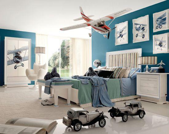 Big boy room idea!