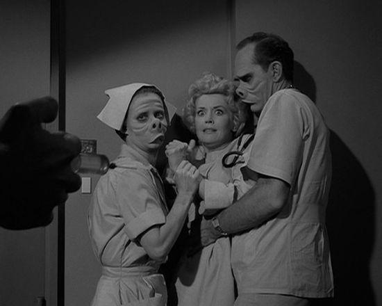 "Rod Serling, The Twilight Zone, ""Eye of the Beholder"" (1960)"