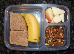 Real Food School Lunches - 100 Days of Real Food