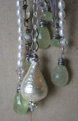 ? vintage cotton pearl