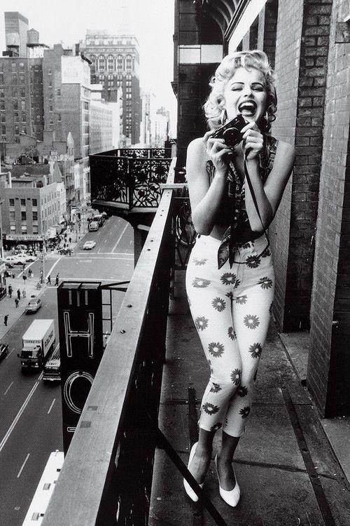 Marliyn  Monroe ?