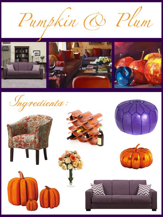 Pumpkin & Plum Home Decor