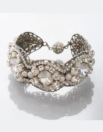 I love vintage or vintage looking jewelry.