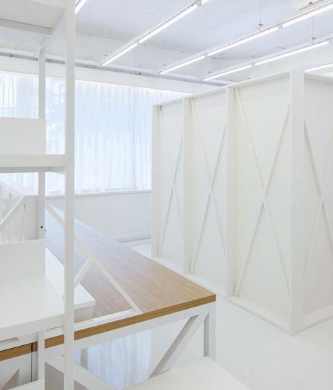 Khan Project Office Design