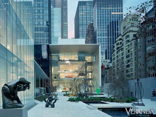 MOMA in NY