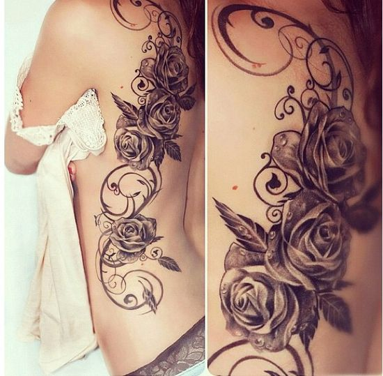 Exactly the same as my tattoo xx