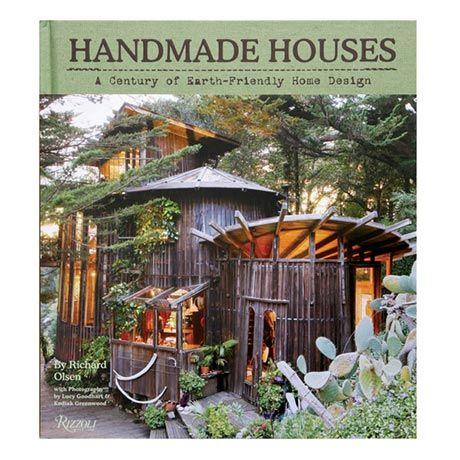 HANDMADE HOUSES BOOK