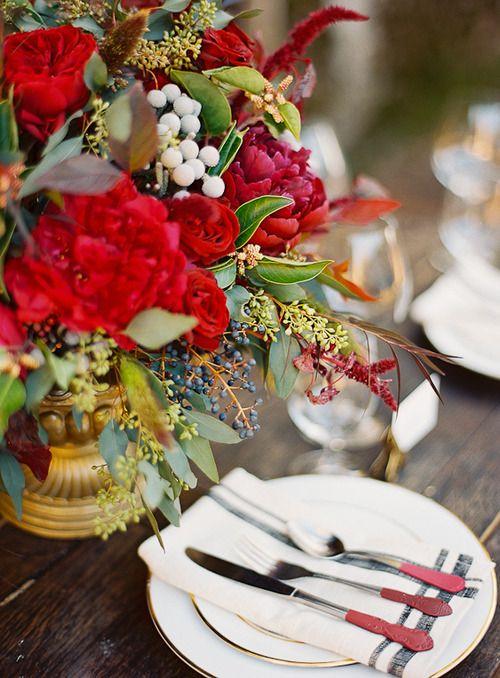 *Beautiful flower arrangement