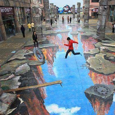 Amazing 3D art !