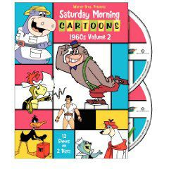 Saturday Morning Cartoons !!!