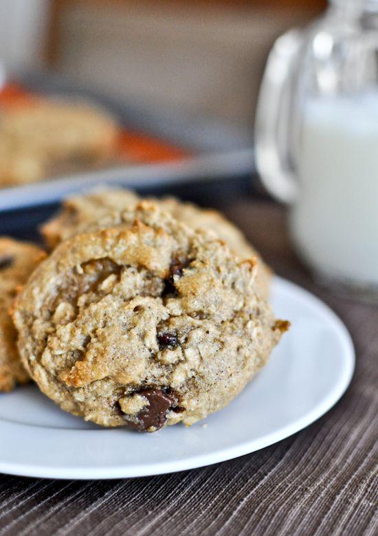 Breakfast Cookies via @Jan Howard Sweet Eats