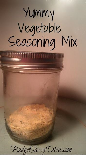 Veggie Seasoning Mix