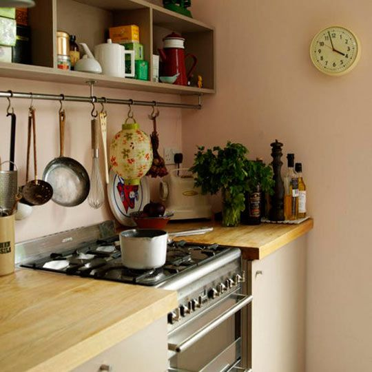 Small Kitchen Storage Ideas.