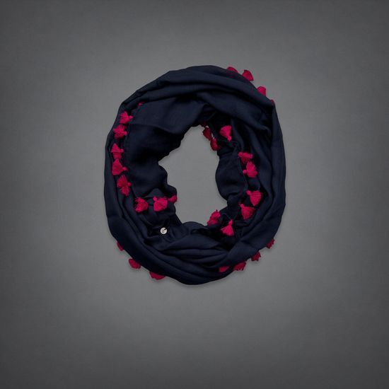 girls pretty scarf