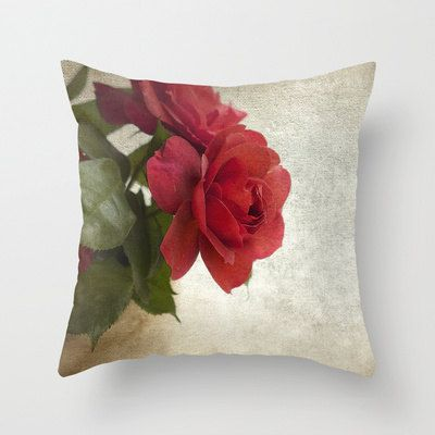 Home Decor Photograph Throw Pillow beige by moonlightphotography, $45.00