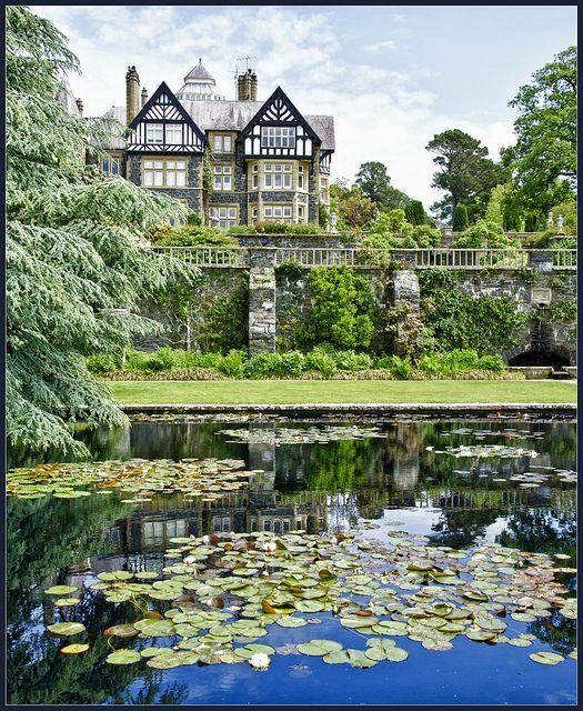 Bodnant Estate, Tal-y-Cafn, North Wales, UK