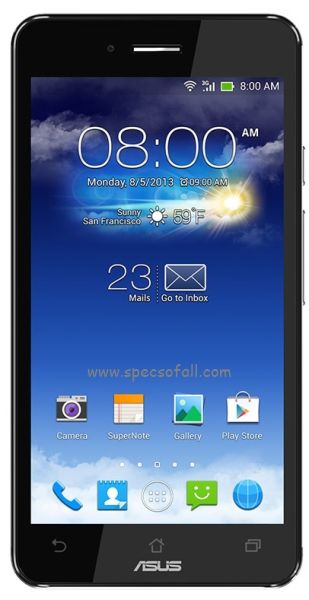 Asus PadFone Infinity 2 - Full Specifications, Price