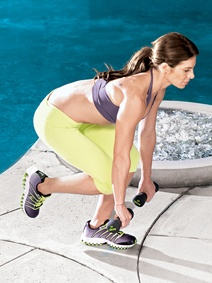 Jillian Michaels' 20-Minute Workout Routine. Sculpt your whole body in five moves.
