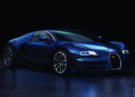 2011 Bugatti Veyron Super