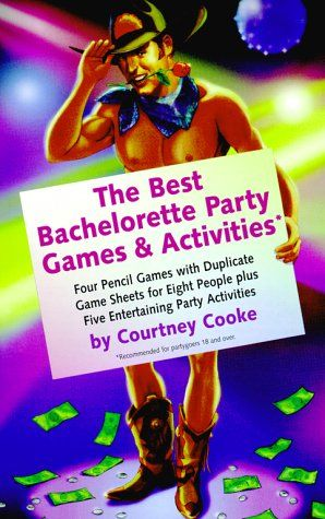 Bachelorette Party Games And Activities « Library User Group